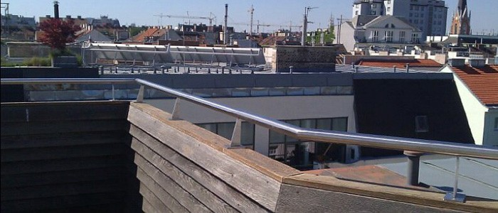 Dachgeschossaus- und –umbauten